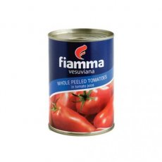 Fiamma Whole Peeled Tomatoes 400gr image