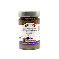 Olive Anchovy and Caper Tapenade 190gr image