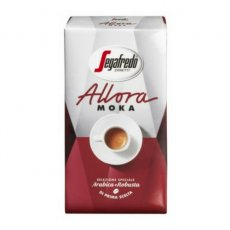 Segafredo Allora Moka Ground Coffee 250gr image