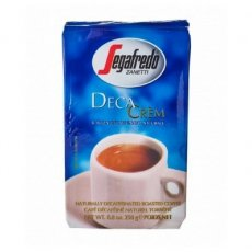Segafredo Deca Crem Ground Coffee 250gr image