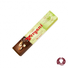 Soft Coated Chocolate Nougat Bar 150g image